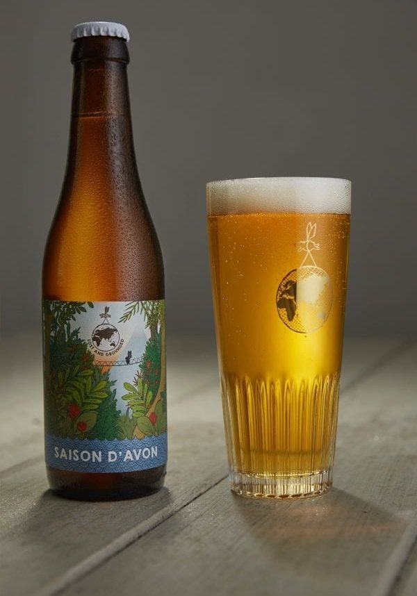 Saison D'Avon - Lost and Grounded brewery, Bristol. Photo by Adam Gasson / Lost and Grounded