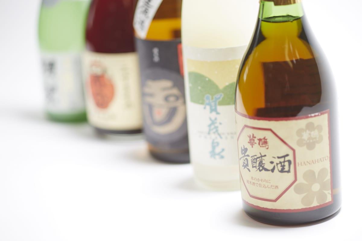 Sake WSET