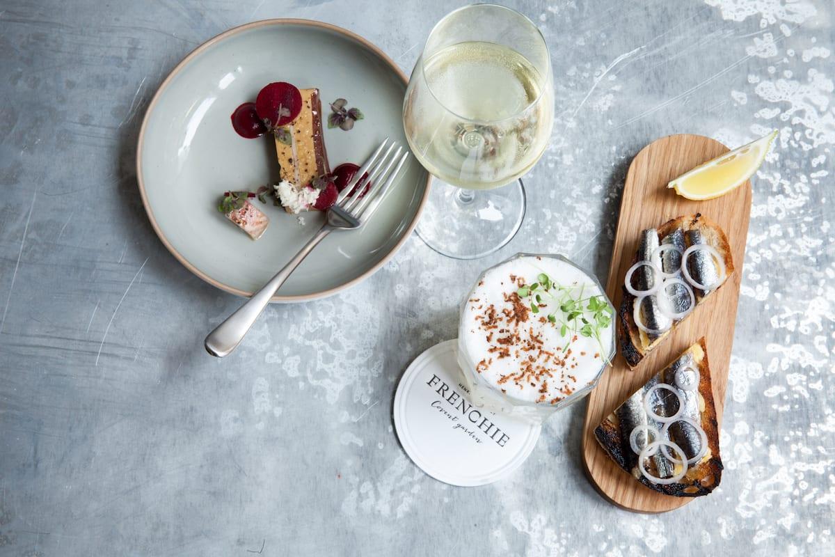 Frenchie Covent Garden food | Photo: V Garnier