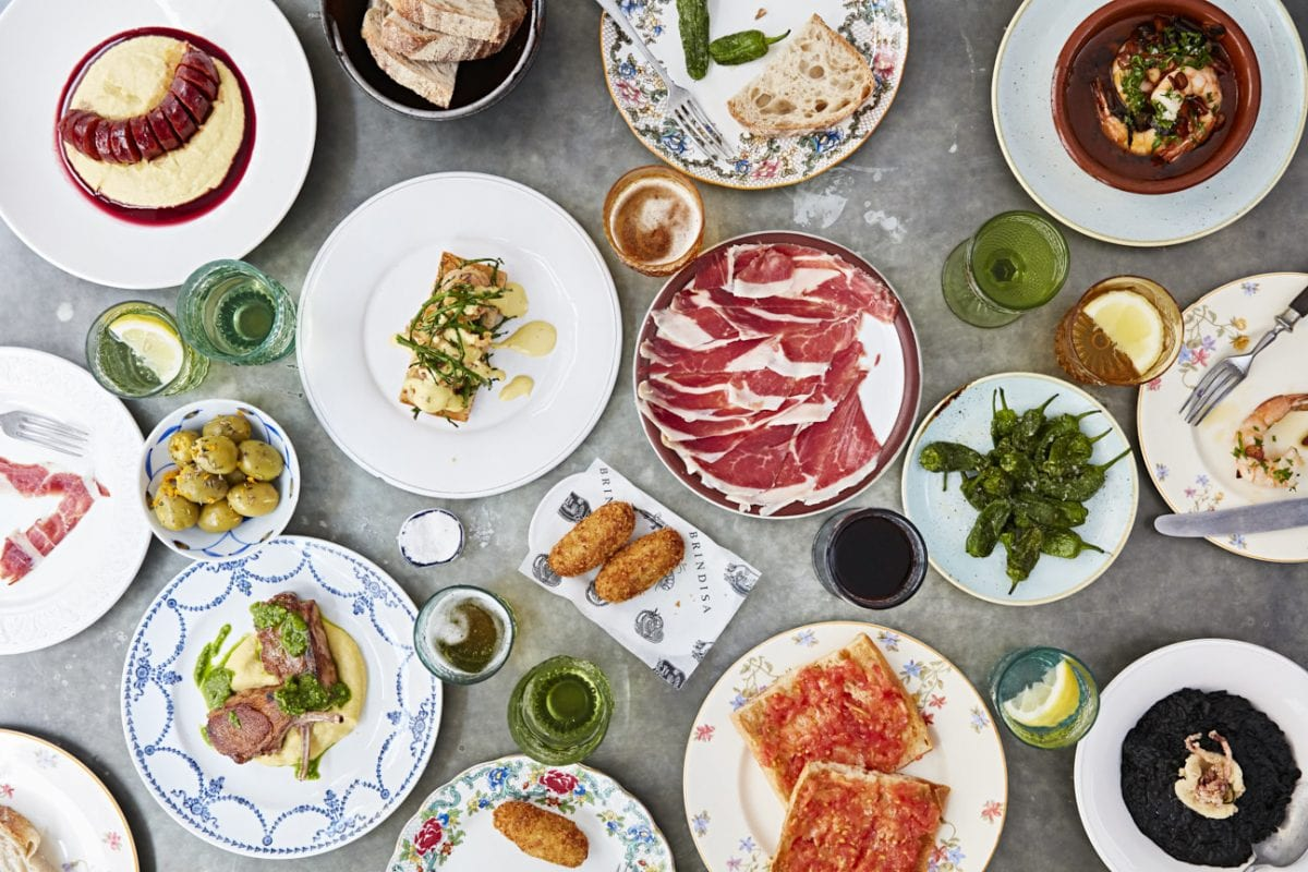 Tapas Brindisa Battersea | Photo: Steven Joyce New Restaurant