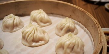 Din Tai Fung Xiao Long Bao | Photo: Jonathan Hatchman - best London restaurant openings