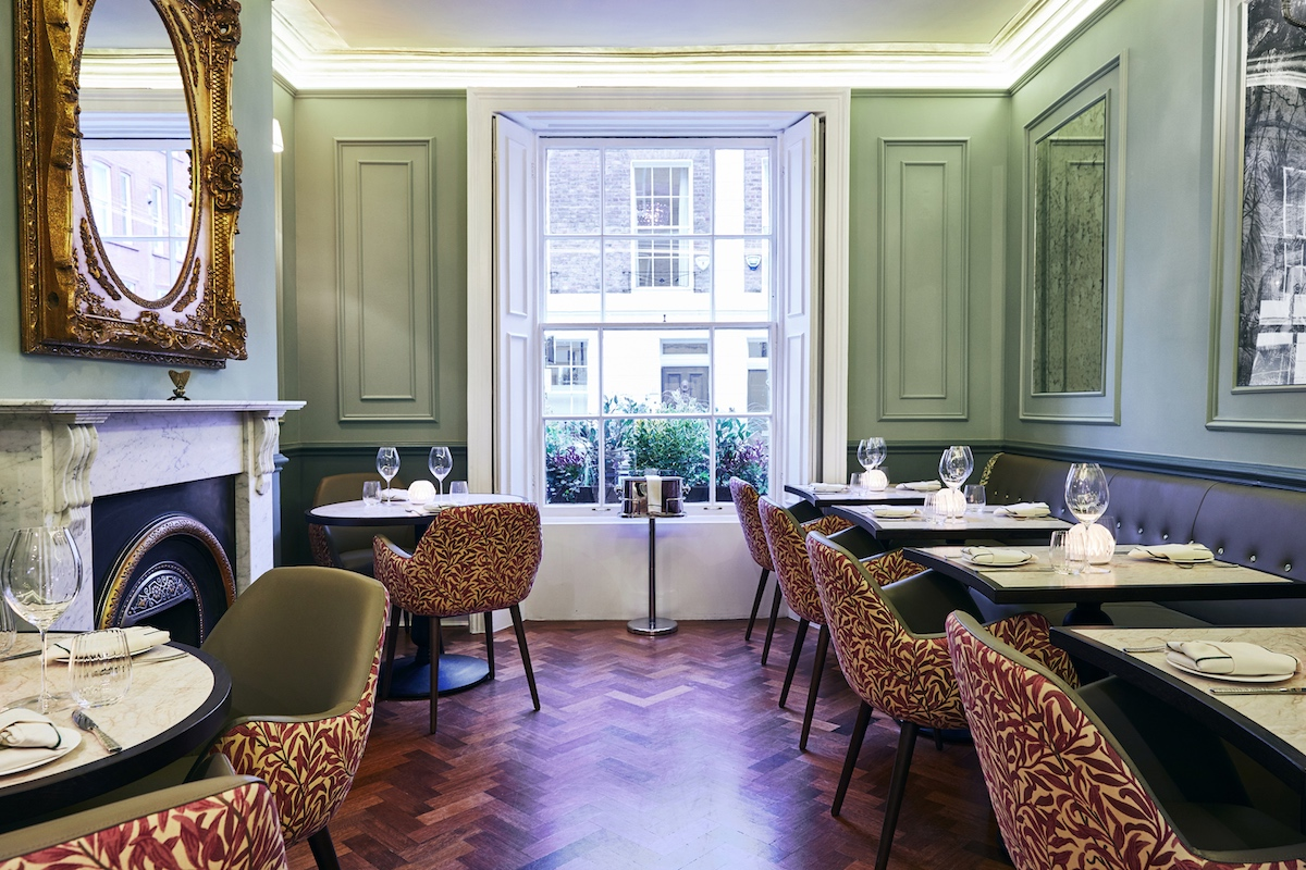 Kutir Chelsea Interiors | Photo: Tim Atkins - best London restaurant openings