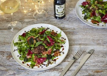 Mazzetti Balsamic Vinegar chicken liver salad recipe
