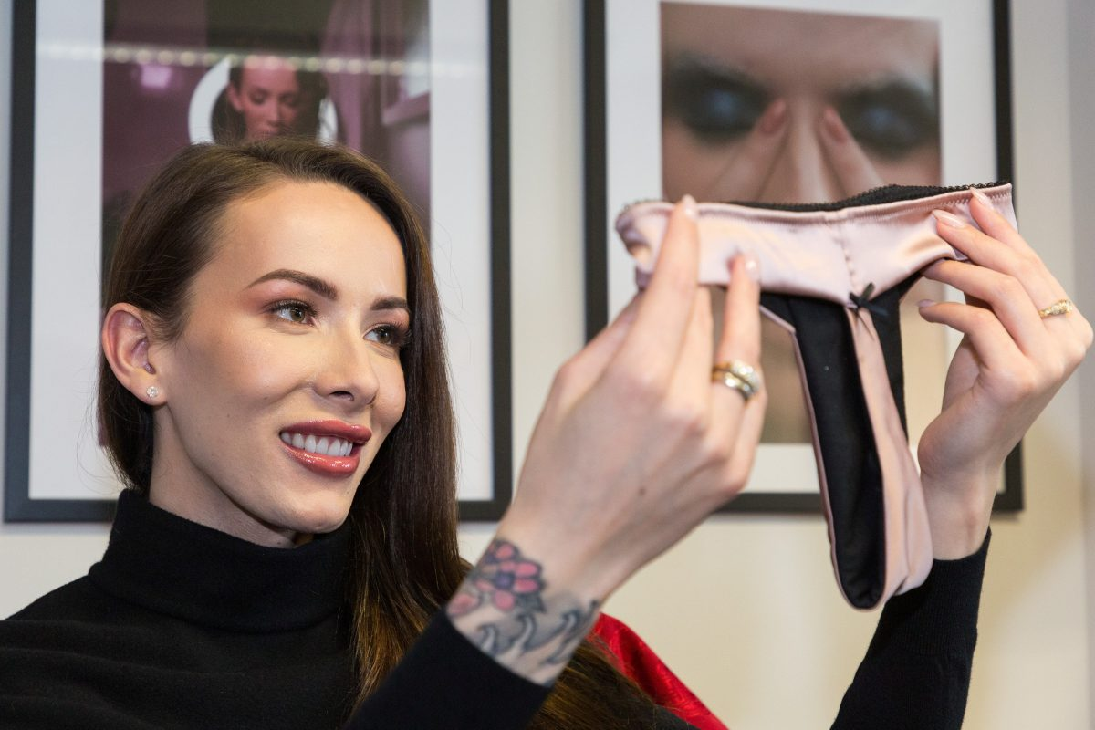 Transgender Woman Launches Worlds First Range Of Specially