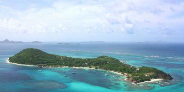 Petit St Vincent Island