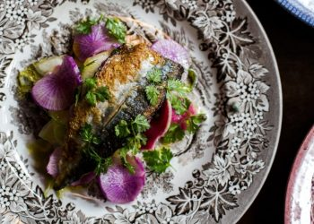 Cleveland Arms Mackerel Recipe