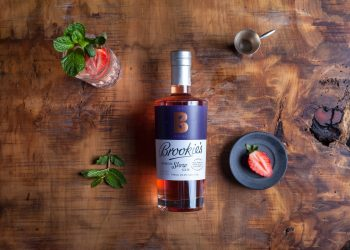 Brookie's Byron Slow Gin