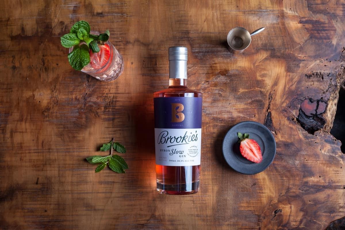 Brookie's Byron Slow Gin
