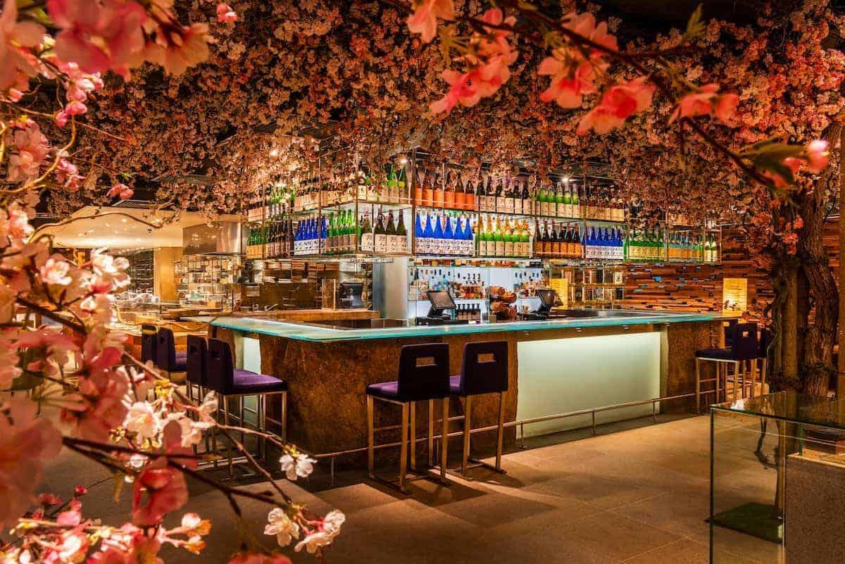 Zuma Restaurant - London Copyright - Richard Southall