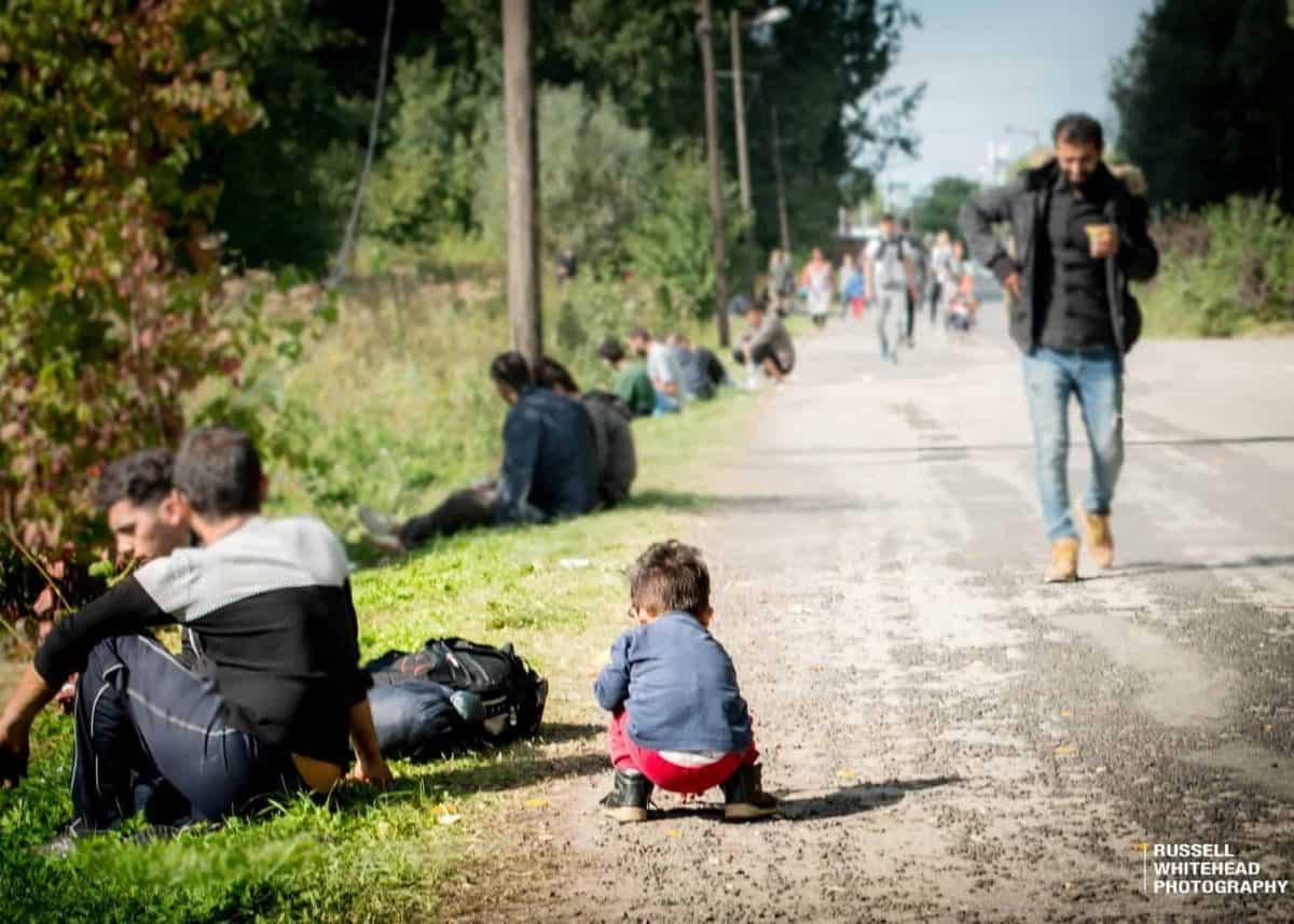 Calais (c)  Russell Whitehead