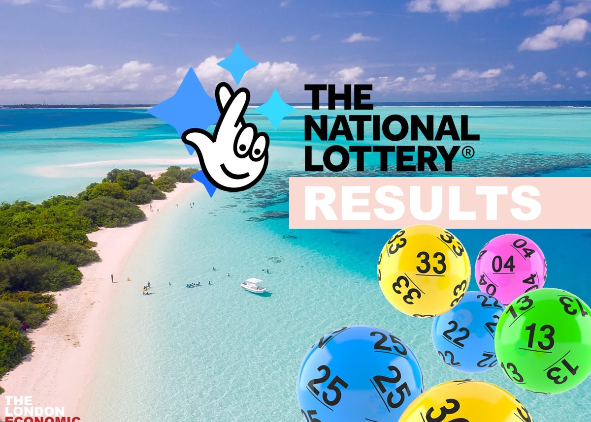 Lotto Result Saturday