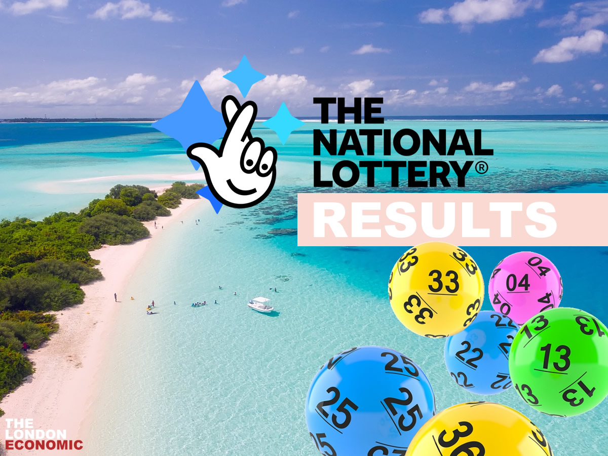 National Lottery Lotto Results Saturday 10th August 2019