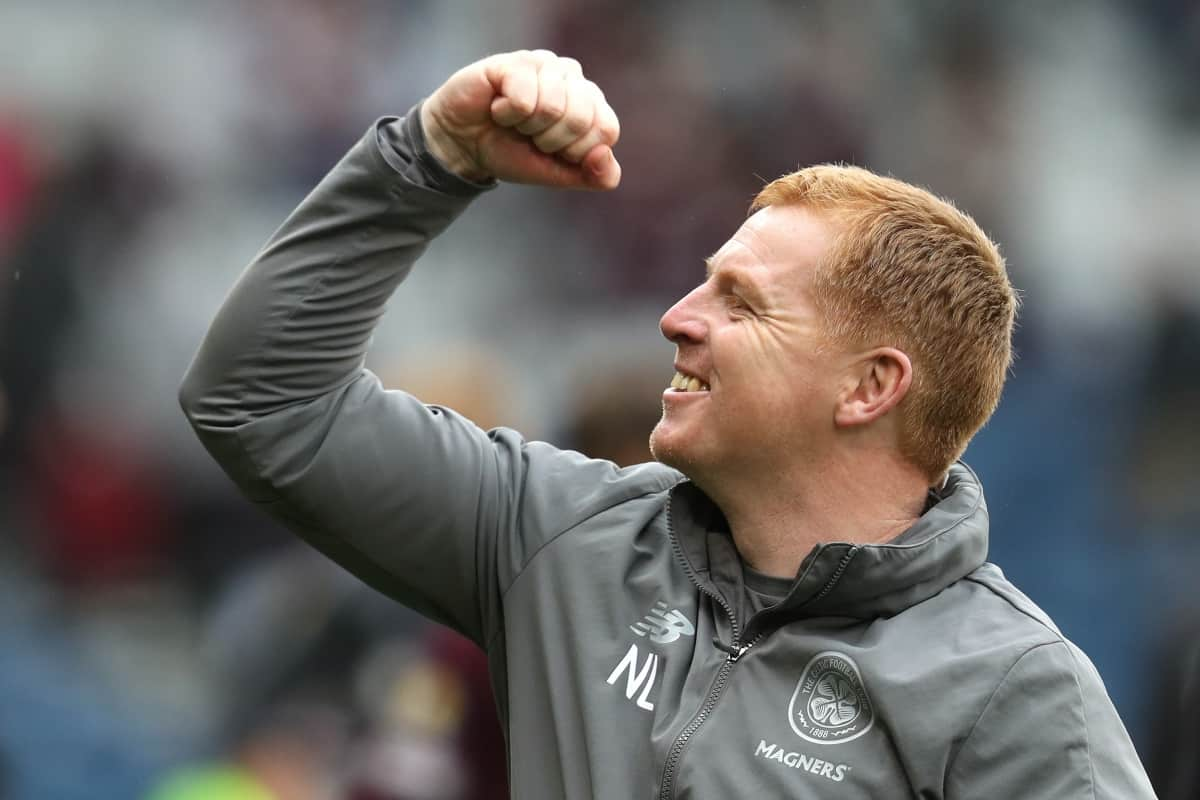 File photo dated 25-05-2019 of Celtic manager Neil Lennon.