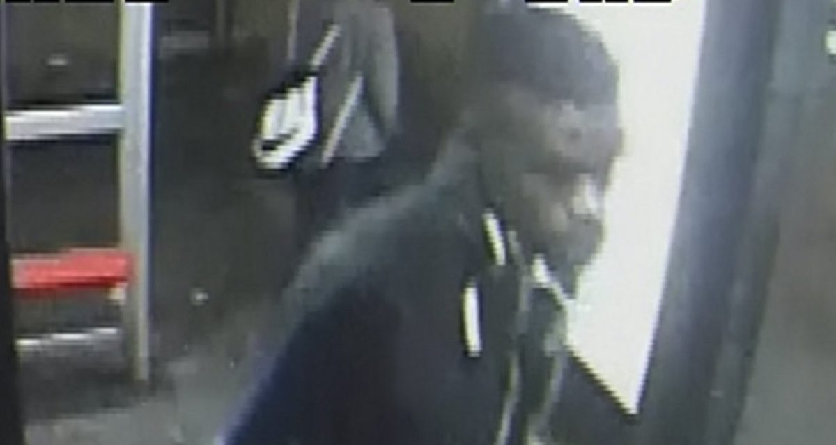 Image released by police of a man they are keen to trace in relation to two sexual assaults on women in Newham and Waltham Forest on July 1 and July 6.