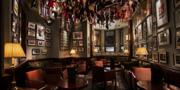 The American Bar at The Stafford London