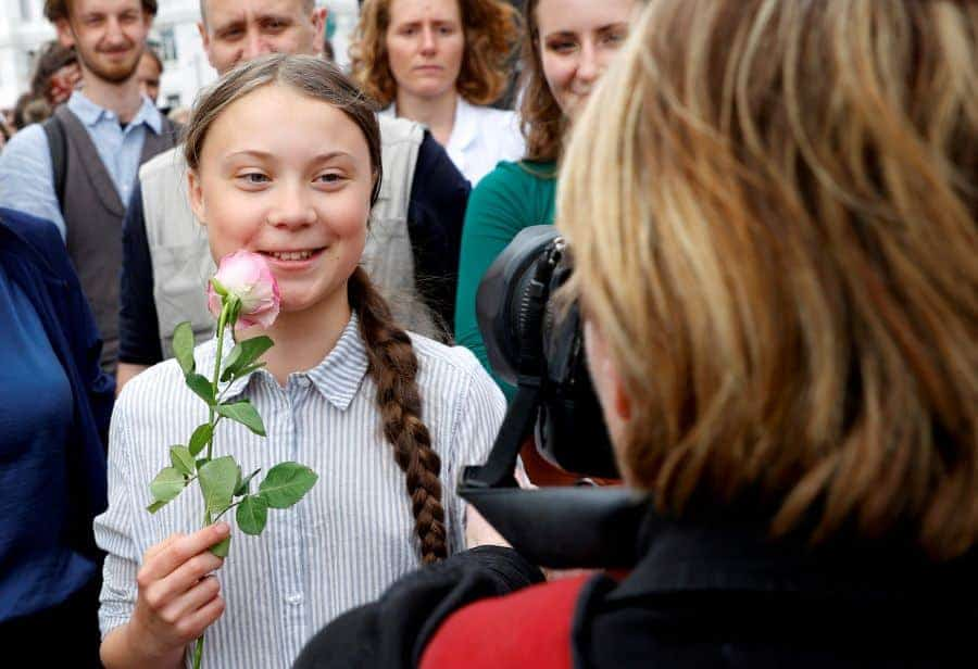 Greta Thunberg denounces political inaction on climate change during United Kingdom rally
