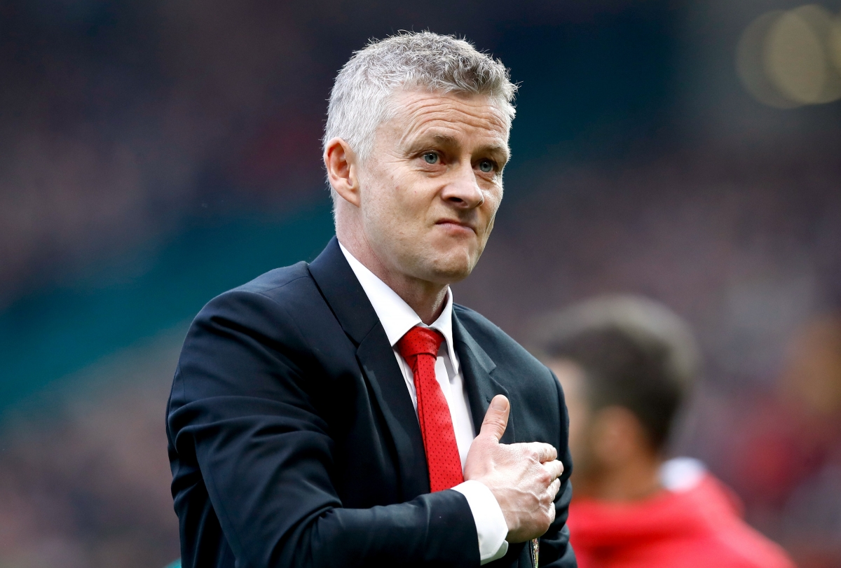 Man Utd boss Solskjaer: No heavy prep for derby