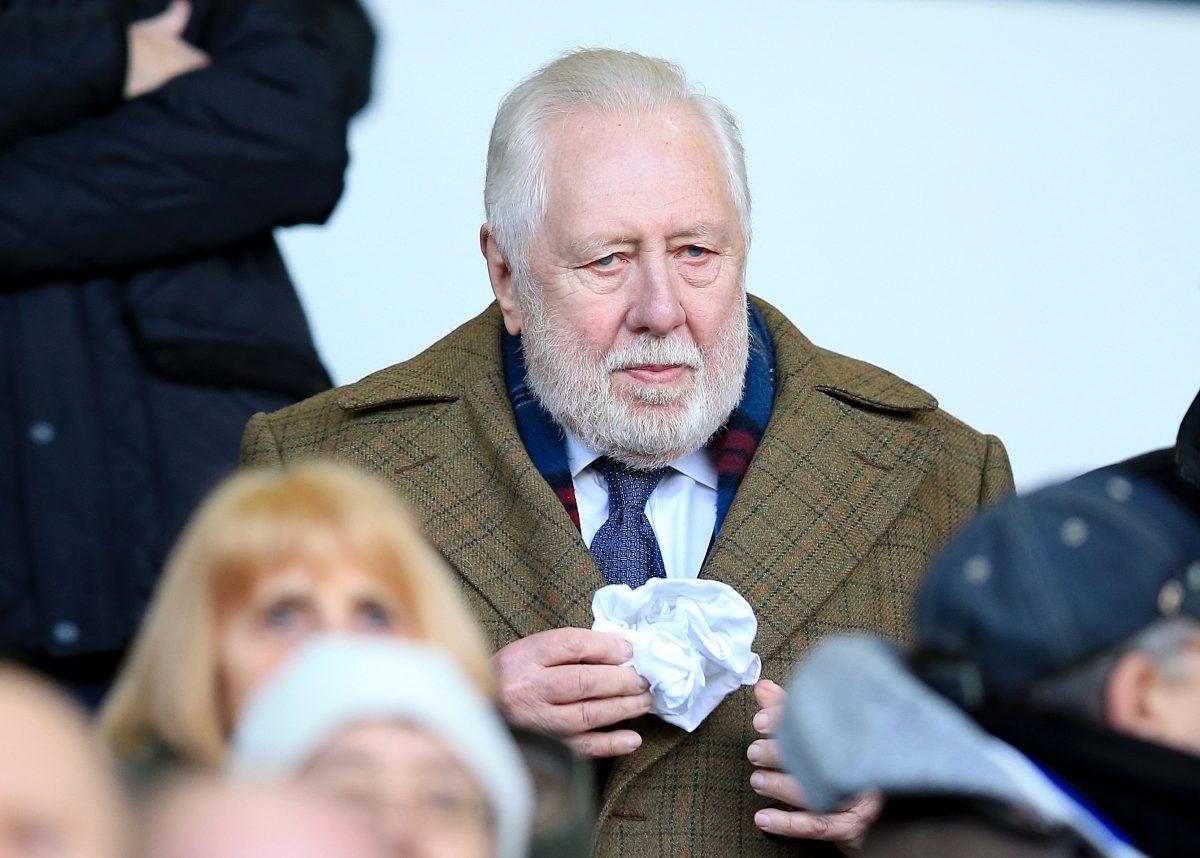 Former politician Roy Hattersley