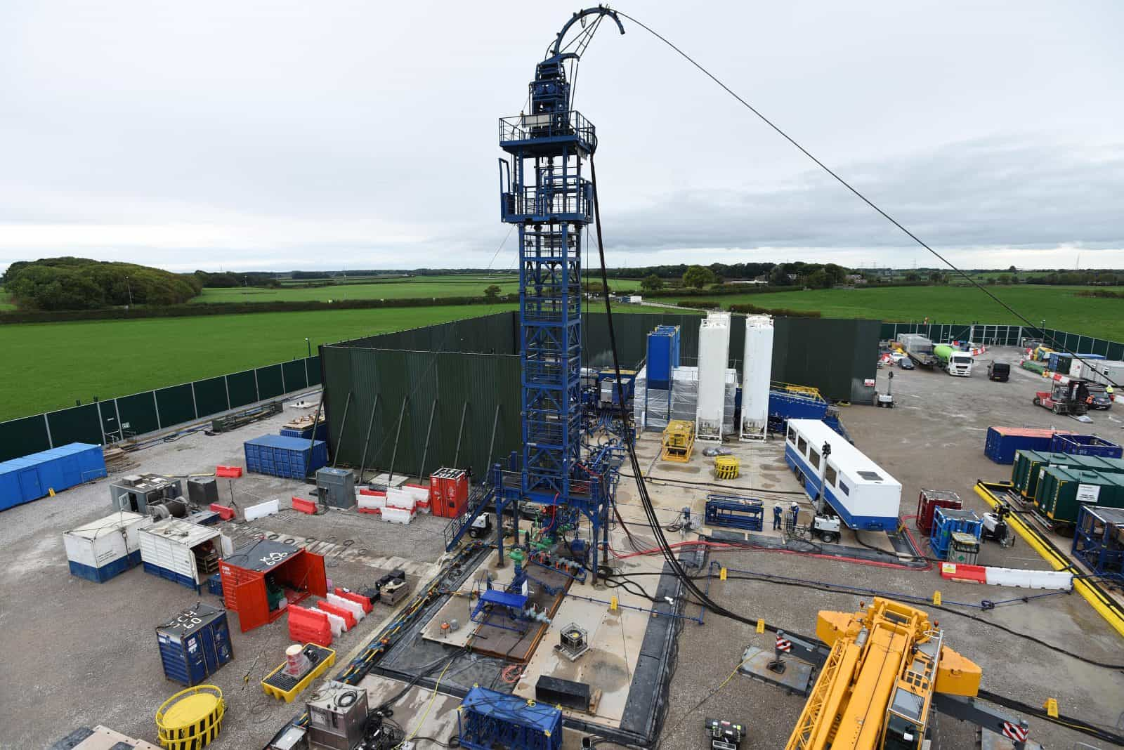 Fracking halts again at Cuadrilla site after biggest tremor yet