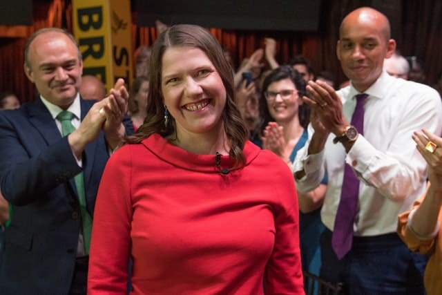 Jo Swinson elected Liberal Democrat leader (PA)