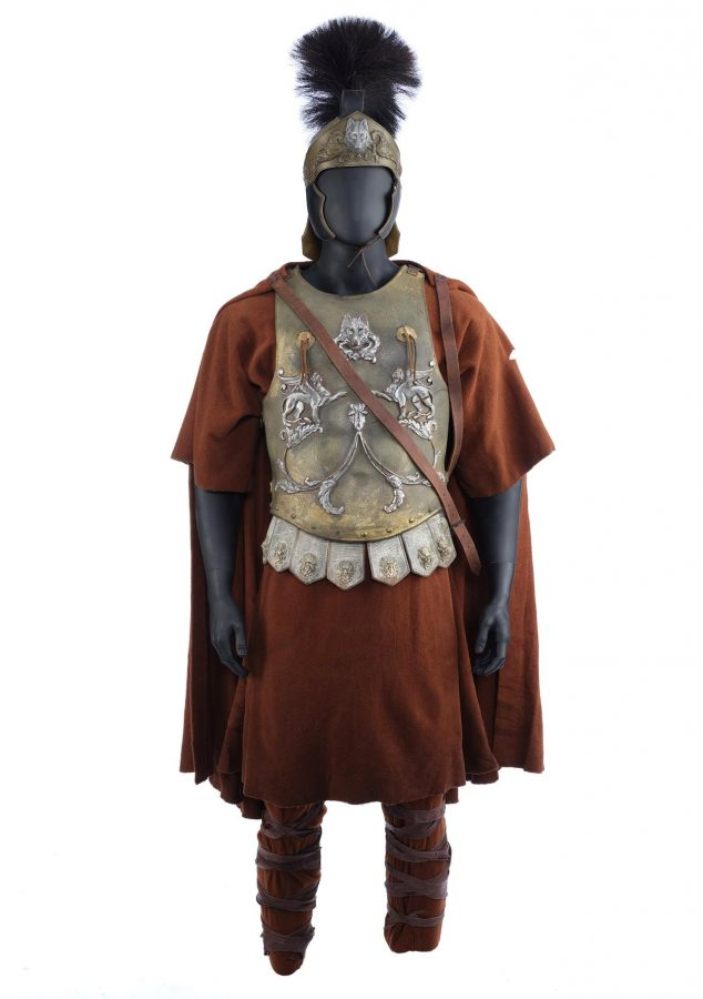 Russell Crowe's Gladiator outfit