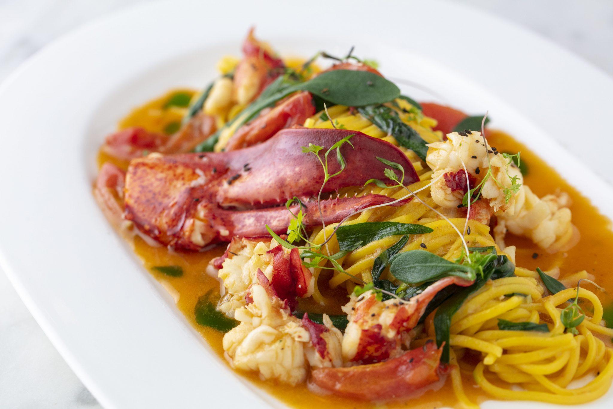 Sartoria lobster tagliolini