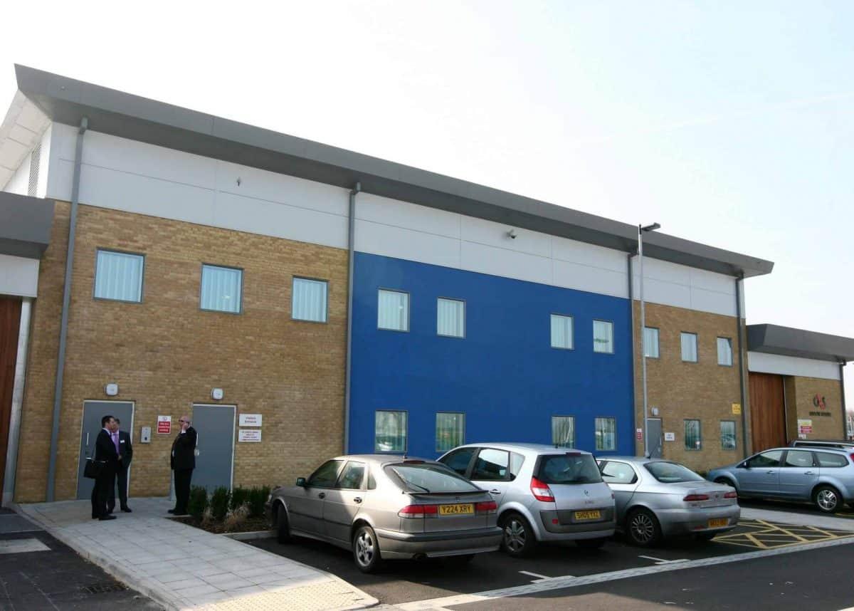 Brook House detention centre (PA)