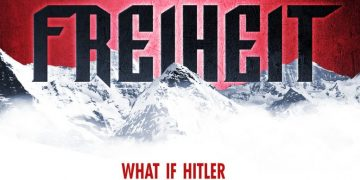 Freiheit is a gripping work of alternative history that imagines a world where the Nazis had won World War Two. Copyright Ben Pickering.