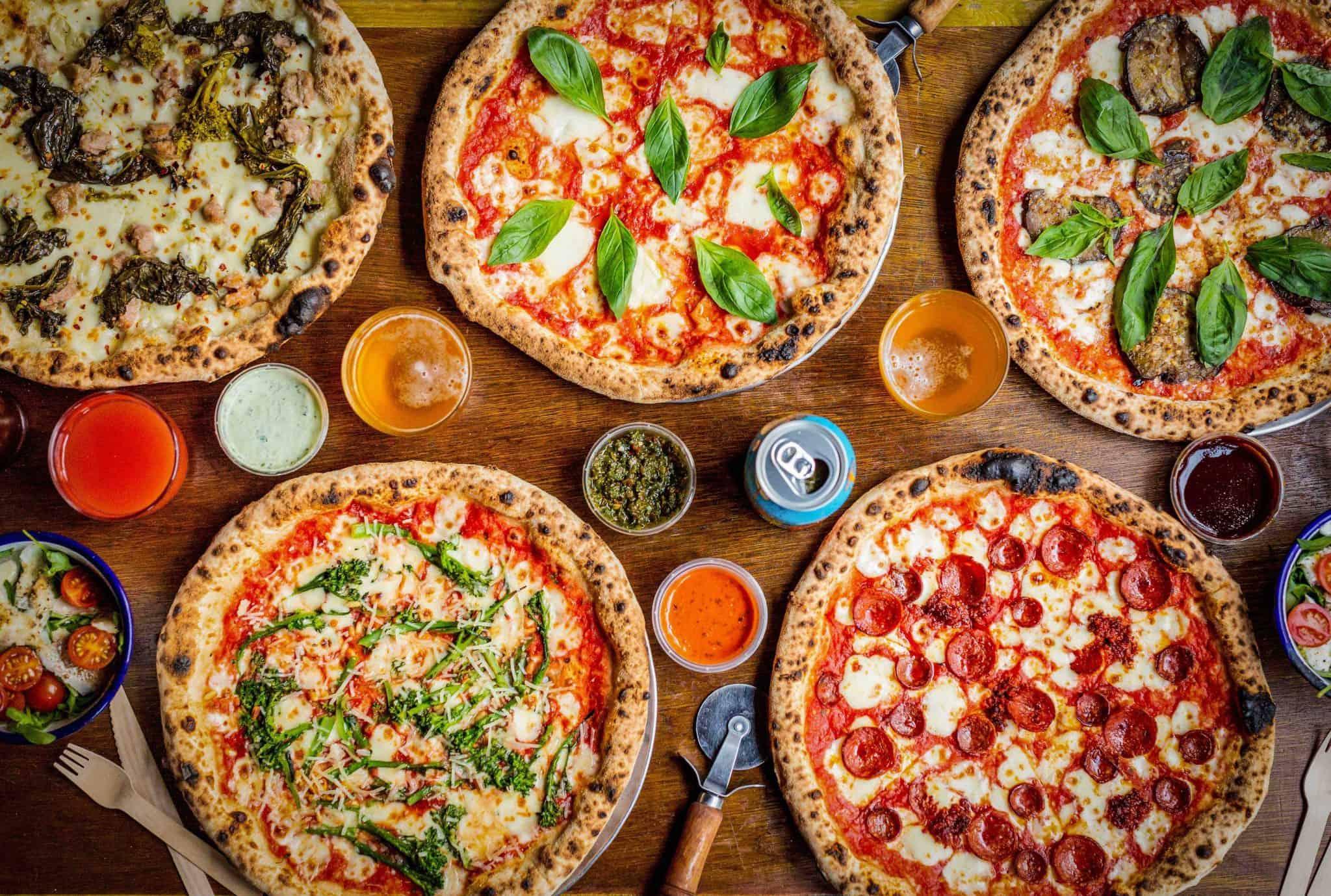 Yard Sale Pizza Hackney Road new restaurant openings