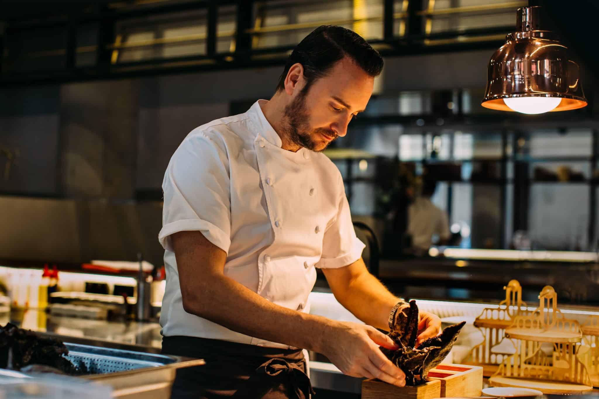 Jason Atherton new restaurant openings