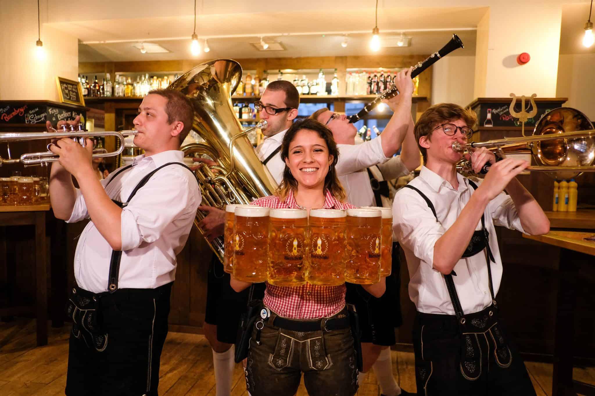 Bierschenke Oktoberfest London