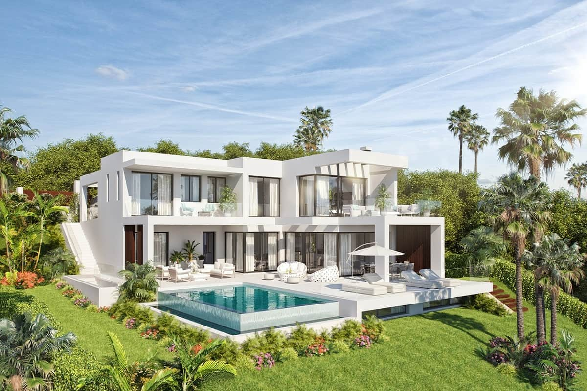 The view development - 4 bedroom luxury property near Estepona