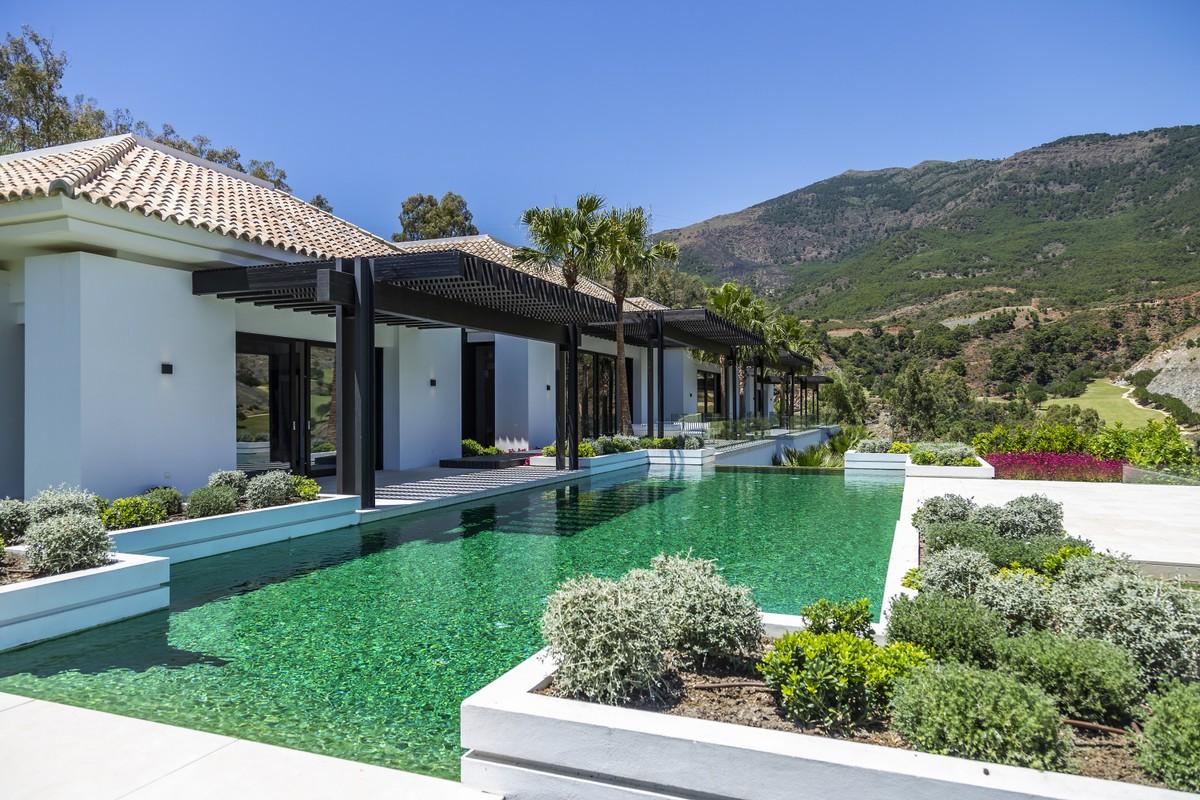 La Zagaleta villa - exterior