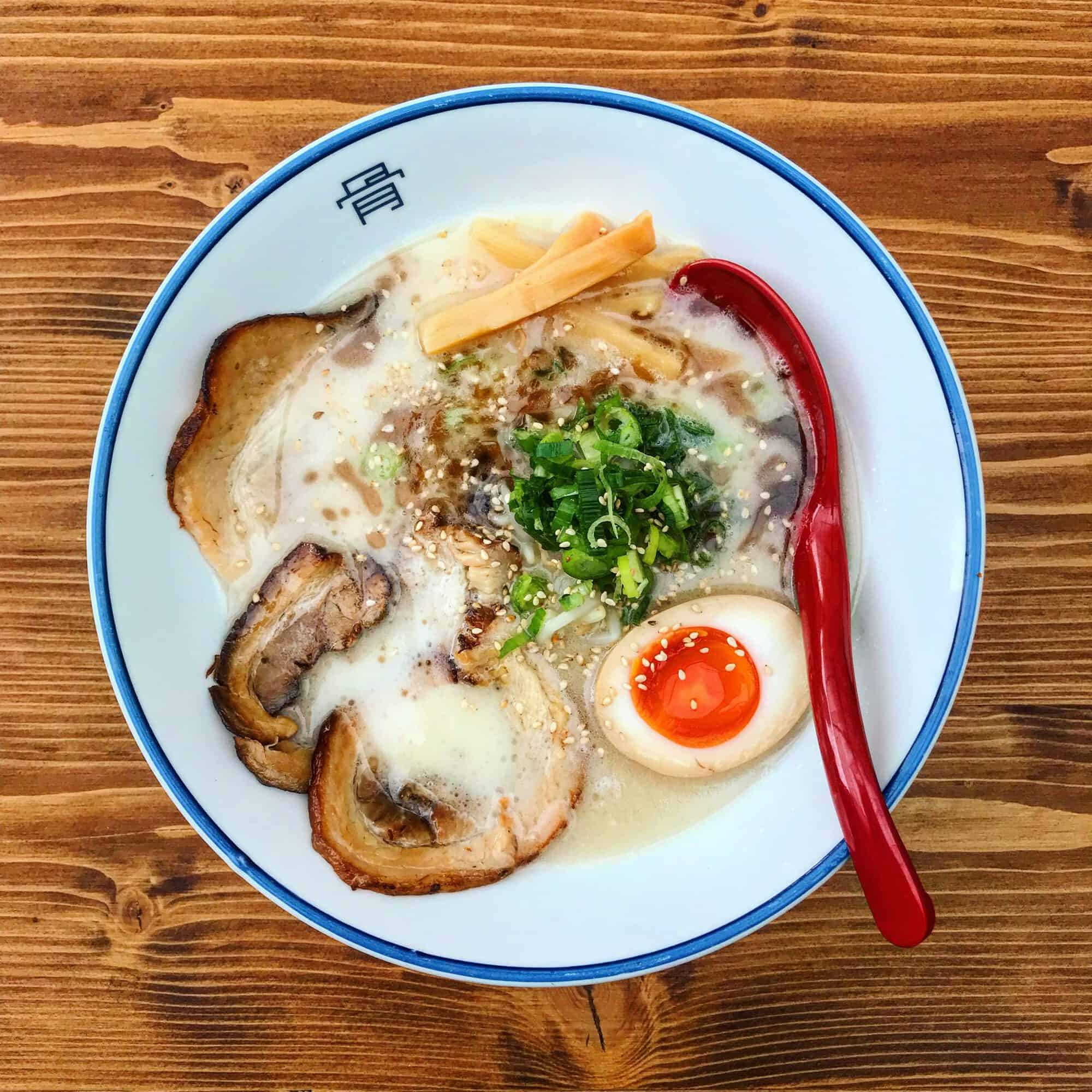 Tonkotsu new restaurant