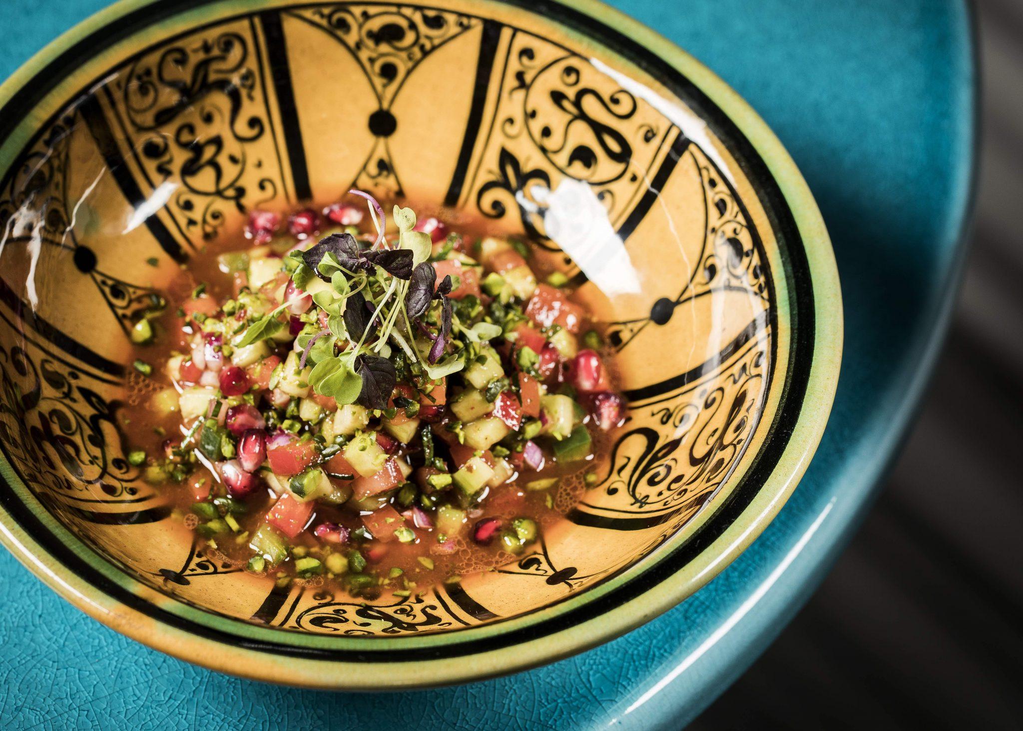 Rüya Turkish Spoon Salad