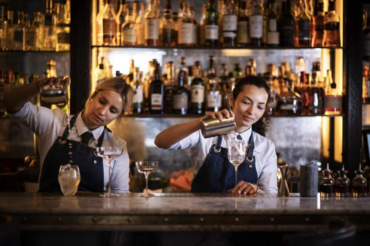 Artesian Bar female takeover