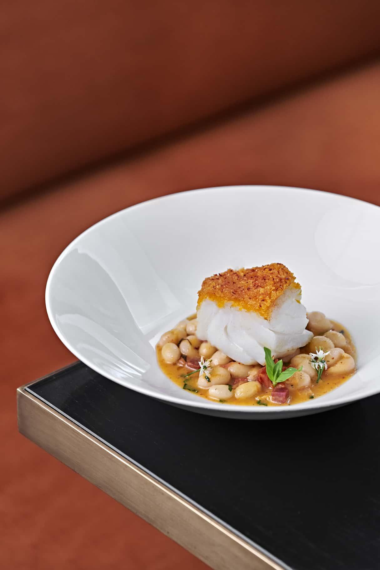 Le Marue - Cod, coco beans, chorizo new restaurant openings