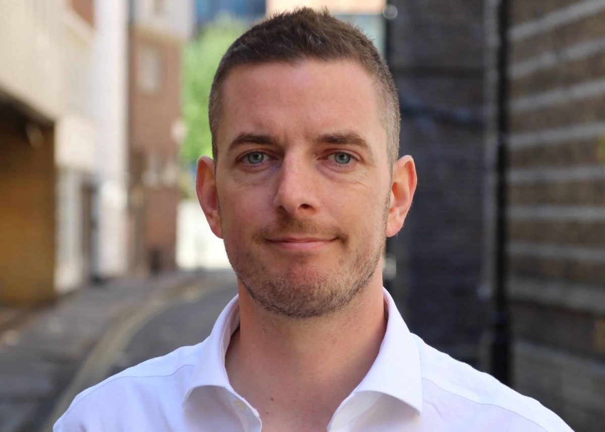 Ed Bridges, 36, from Cardiff, lost the world's first legal challenge over police use of facial recognition technology (PA)