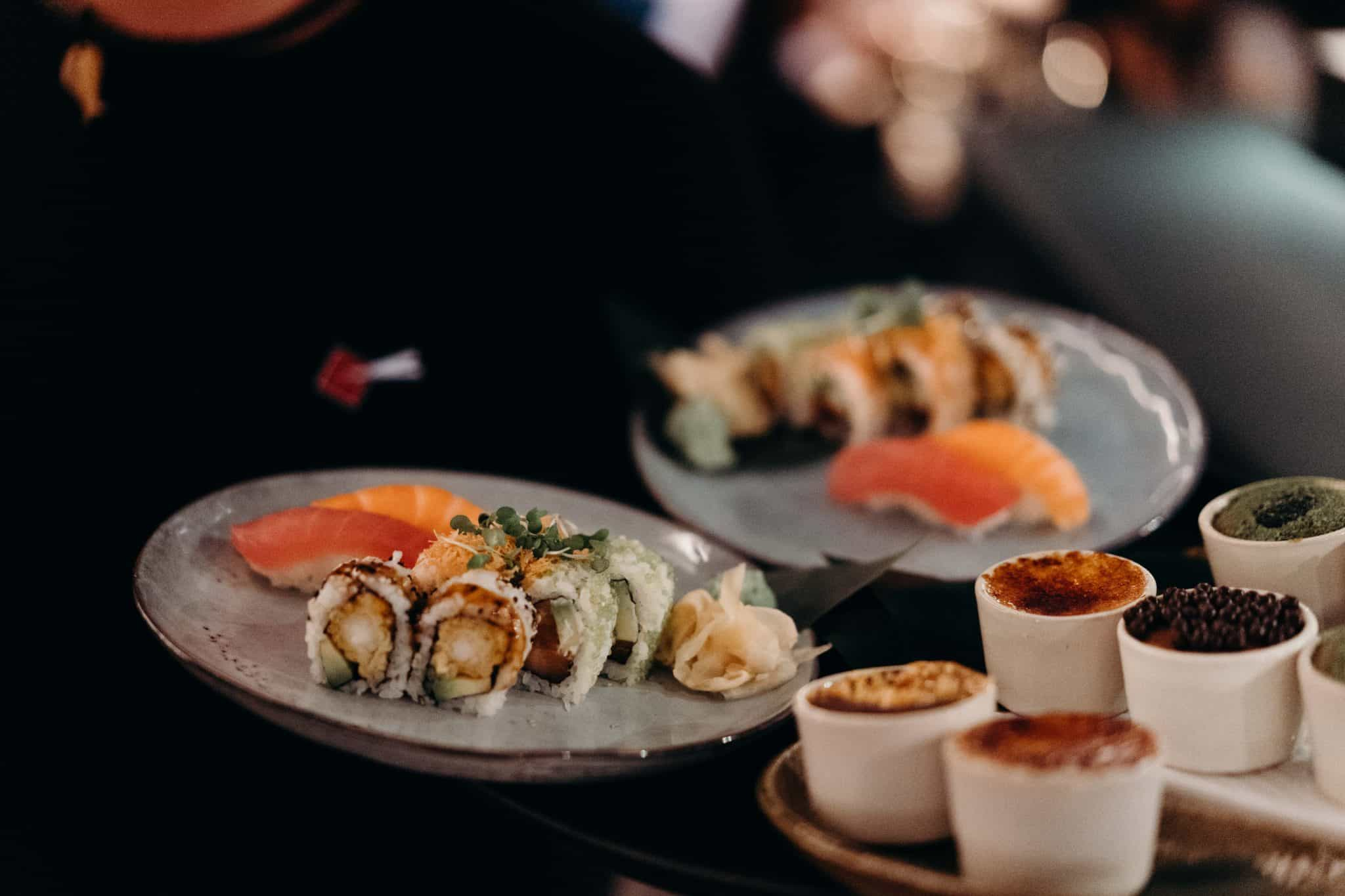 Sticks'n'Sushi Soho | Photo: @toppedwith