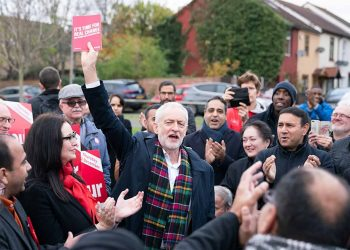Jeremy Corbyn (c)Nick Figgis