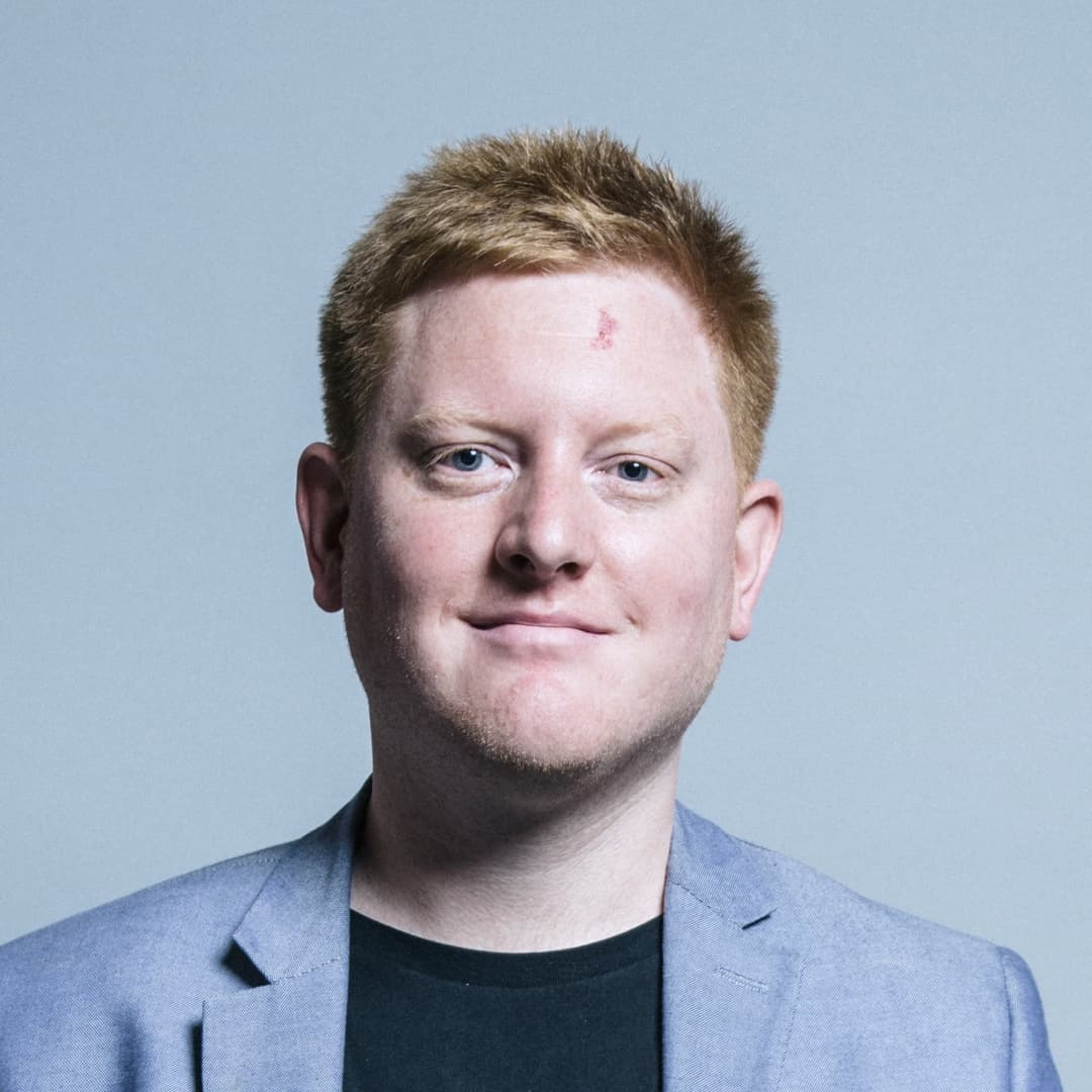 Jared O'Mara won in Sheffield Hallam in 2017 (Chris McAndrew/UK Parliament)