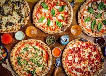 Yard Sale Pizza Hackney Road