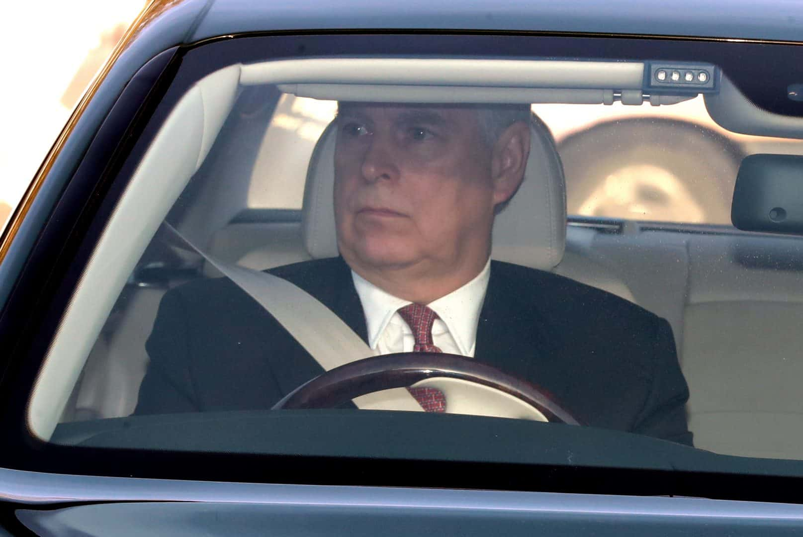 From Prince Philip S Car Crash To Prince Andrew S Car Crash