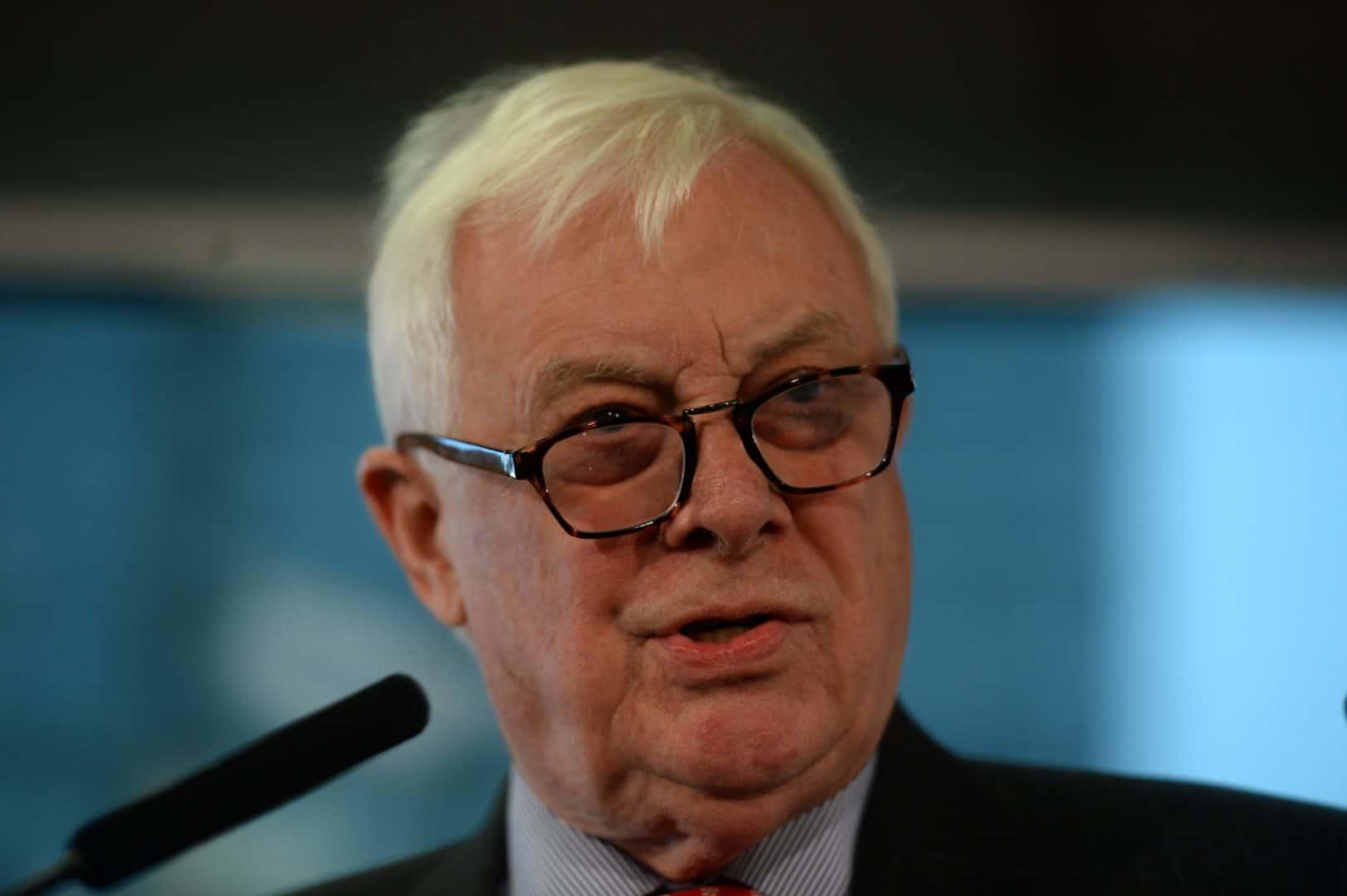 Lord Patten (PA)