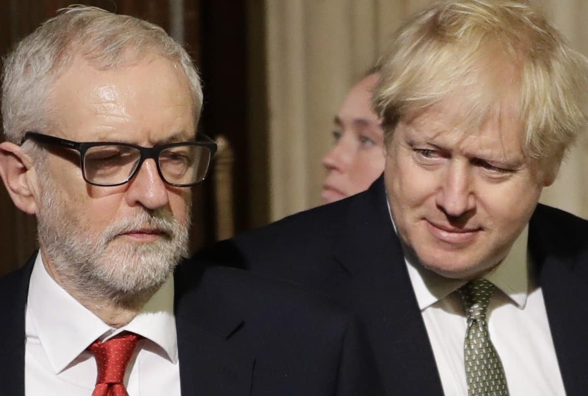 Corbyn / Johnson