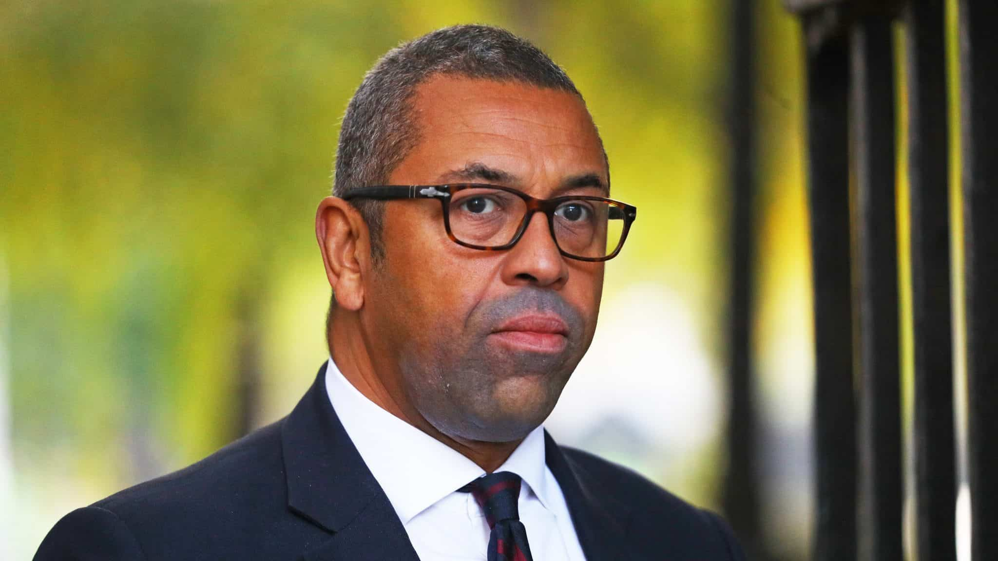 James Cleverly(PA)