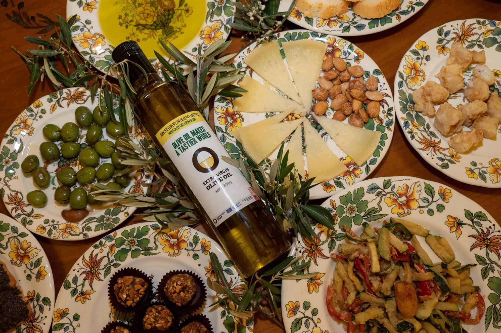 Cordoba olive oil