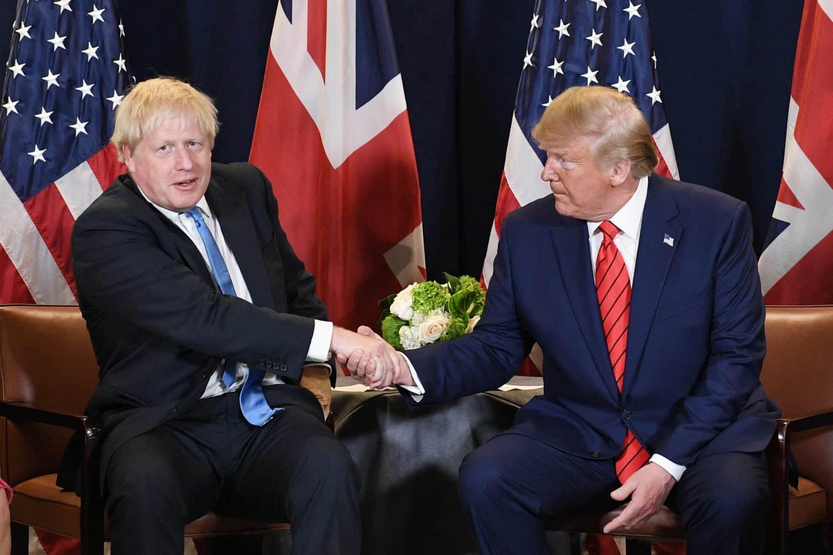 UK's Boris Johnson juggles North Atlantic Treaty Organisation summit with electioneering