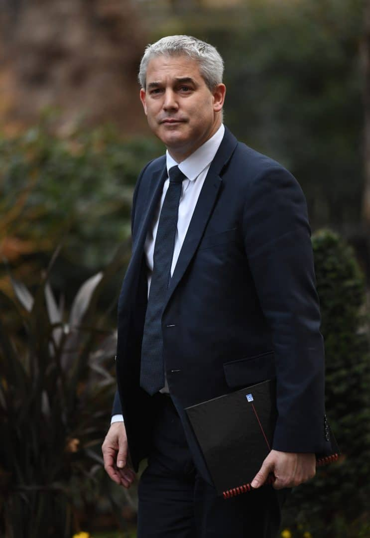 Brexit Secretary Stephen Barclay said the Government could not accept the Lords amendment on citizens' rights (Stefan Rousseau/PA)