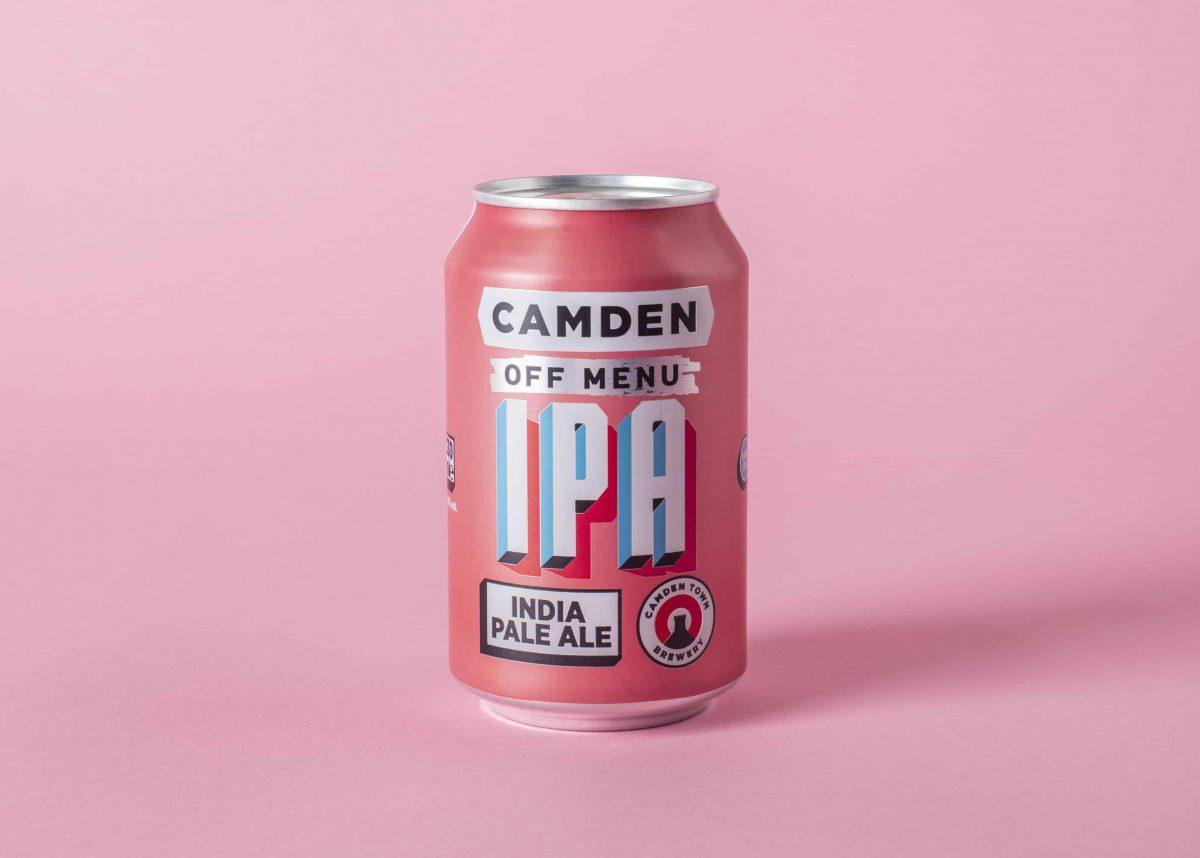 Camden Town Brewery Off Menu IPA